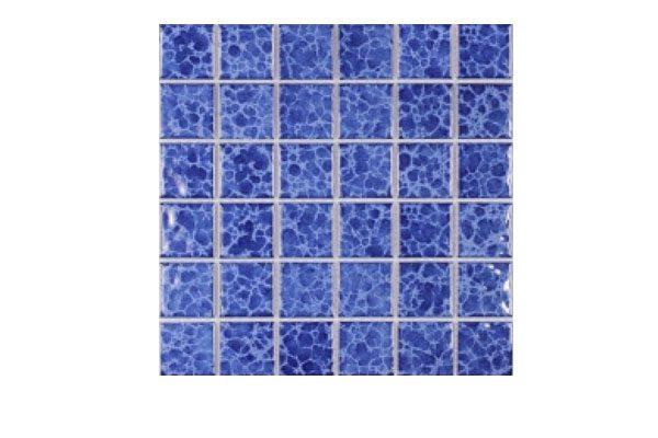 Gạch Mosaic màu đơn Crystal 48TG339