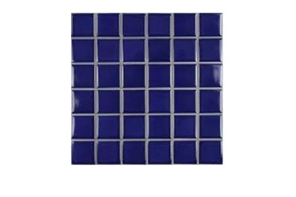 Gạch Mosaic màu đơn Crystal 48TG348
