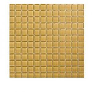 Gạch Mosaic thủy tinh màu đơn 4CB812