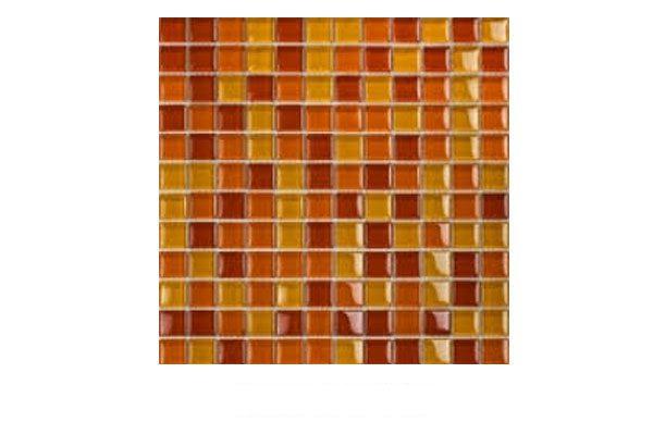 Gạch thủy tinh màu trộn Crystal M4CB912