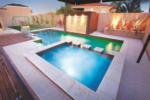 Thiết kế bể bơi gia đình đẹp