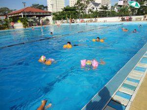 Chi phí xây dựng hồ bơi kinh doanh rẻ nhất tại Bình Phước