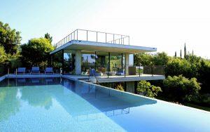 Báo giá xây hồ bơi trên sân thượng ở TP.HCM rẻ nhất