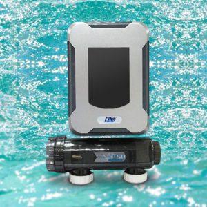 Máy khử trùng bể bơi tự động