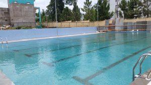 Xử lý và lọc nước bể bơi gia đình