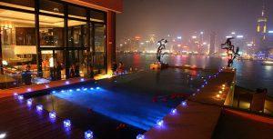 Top 10 bể bơi trên sân thượng tuyệt đẹp trên thế giới