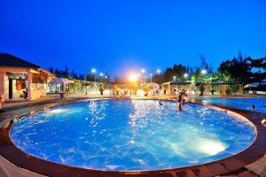 Mẫu hồ bơi kinh doanh tại Bình Định siêu đẹp siêu rẻ