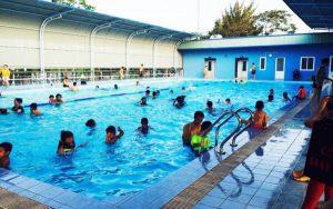 Chi phí xây hồ bơi trẻ em